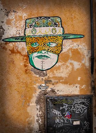 Zorro in Rome