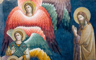 Adoring angels