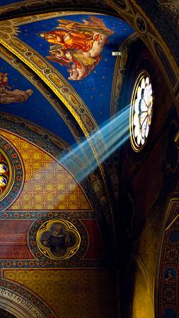 I raggi della luce - Light rays