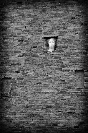 Forgotten head