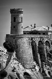 Torre Mastrigli, Castello di Caccuri