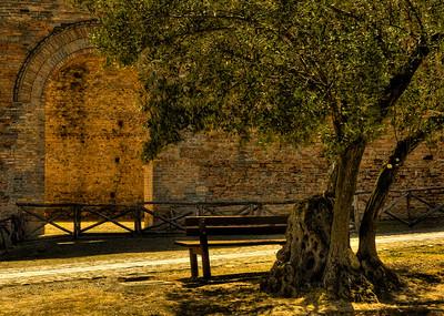 Santa Maria della Roccella, 11/12C, Ruins