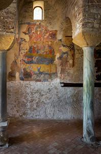 Dormitio Virginis Frescoe