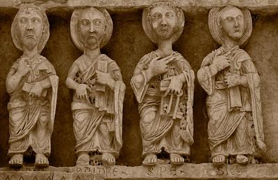 Four Angry Apostles