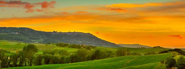 Brunello country