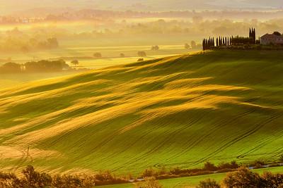 Tuscan Landscapes - Colour  2017