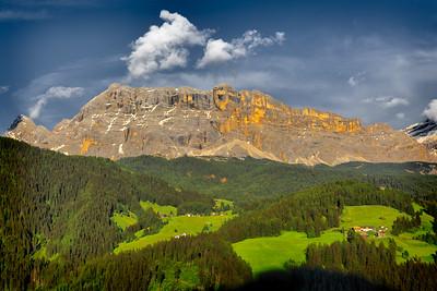 Dolomiti over Badia