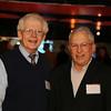 Tony Medwid and Gerry Huot