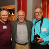 William Podemic, Bernie Parent and David Kopena