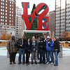 Bethesda, Our Brother's Place (OBP). OBP Residents on the streets of Philly improving their photography skills.