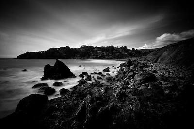 Muir Beach Long Exposures
