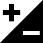 Exposure Compensation symbol