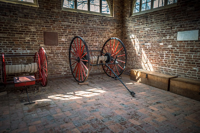 Harper's Ferry WV - Inside John Brown's Fort