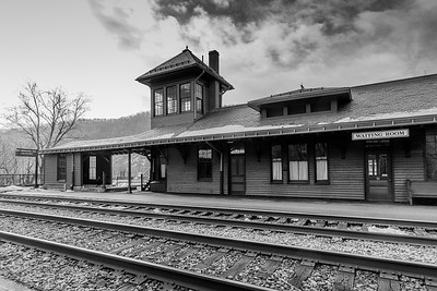 Harper's Ferry WV Train Station