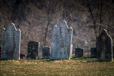 Harper's Ferry WV - Harper Cemetery.