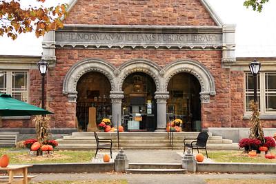 Library - Woodstock, Vermont