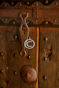 Castle Door Detail
