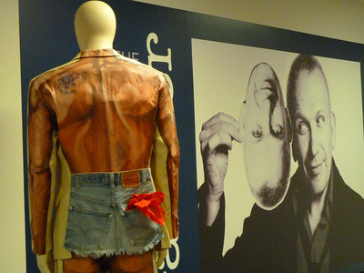 This dynamic, multimedia exhibition will include 140 haute couture and prêt-à-porter designs created between the mid-1970s and 2010, along with numerous sketches, archival documents, fashion photographs, and video clips that spotlight Gaultier's collaborations with filmmakers, choreographers, and musicians, most notably Madonna.