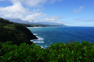 Kilauea Shoreline