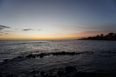 Sunset Po'ipu
