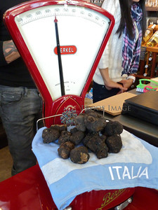 Truffles today are on sale...