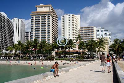 Waikiki Pier