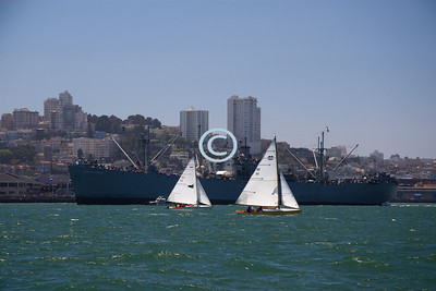 SS Jeremiah O'Brien...the worlds oldest, fully functional & historically accurate World War II Vessel.