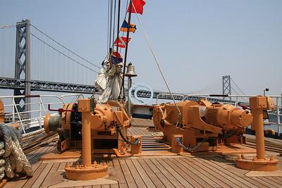 USCGC Deck