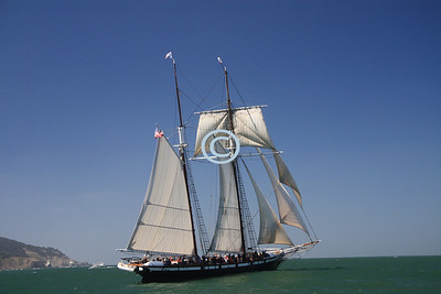 The California...State Tall Ship