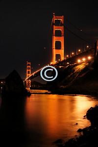 The Romance of The Golden Gate Bridge.