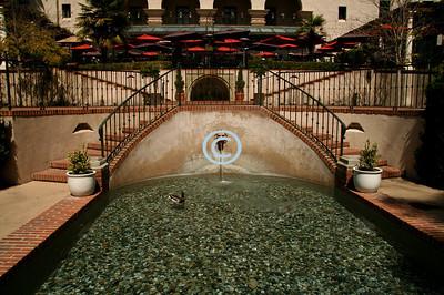 Prado Patio Fountain