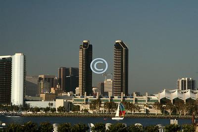 Vista From The Coronado Landing