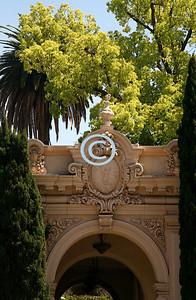 Balboa Park Detail
