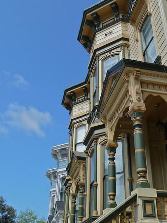 San Francisco Victorian Home Walk
