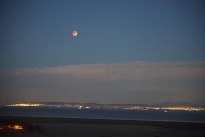 September's Supermoon Lunar Eclipse