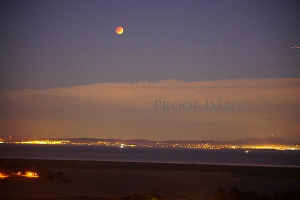 Supermoon Lunar Eclipse 2015 September