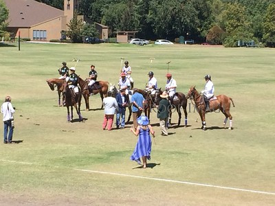 Wounded Veterans' Polo Benefit 2016 Sonoma