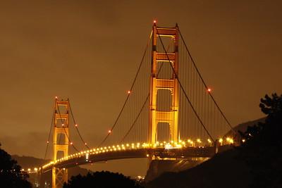 Golden Gate December
