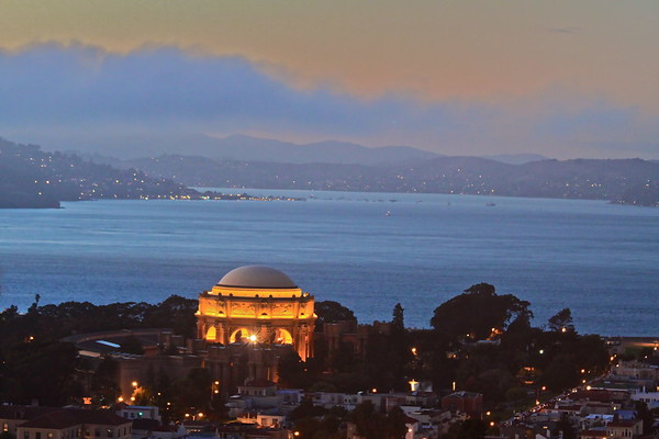 Romantic San Francisco