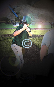 * Batter Up - An image of my son up to bat I took this summer.