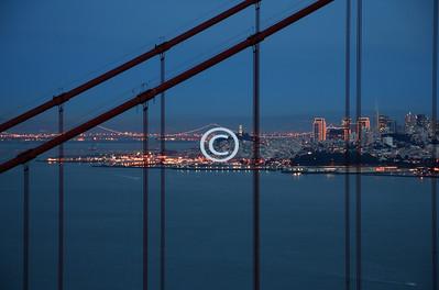 Golden Gate Cable Skyline Vista