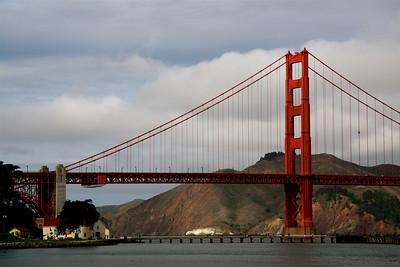 Warming Hut San Francisco Golden Gate