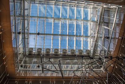 Harvard Museum Window