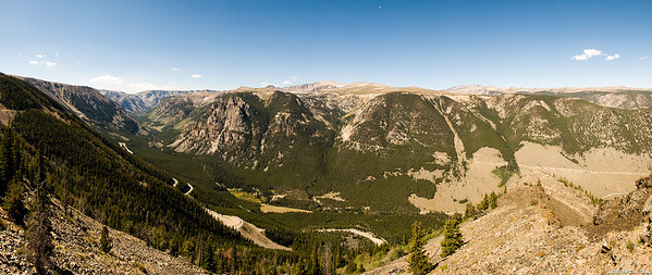 Beartooth Highway pano1