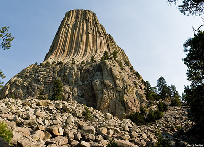 Devils Tower 10Jan09