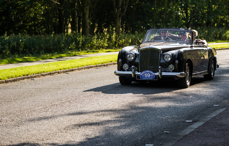 1958 Bentley S1 Continental DHC