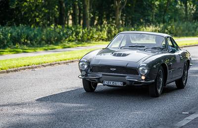 1960 Aston Martin DB4GT Bertone Jet