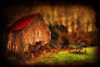 The Old Mill, Deux Sevres, France