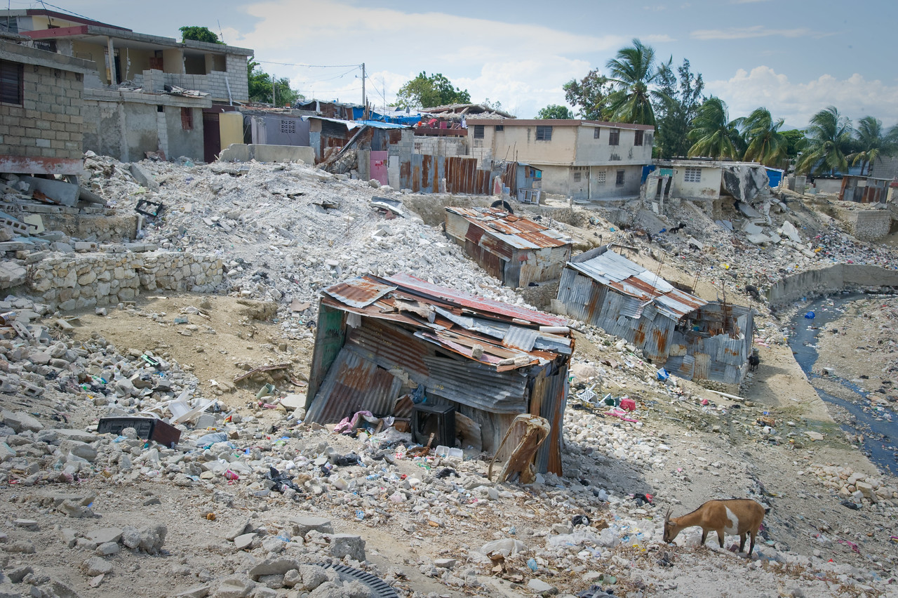 Port Au Prince, Haiti.  Wednesday, July 1, 2010.