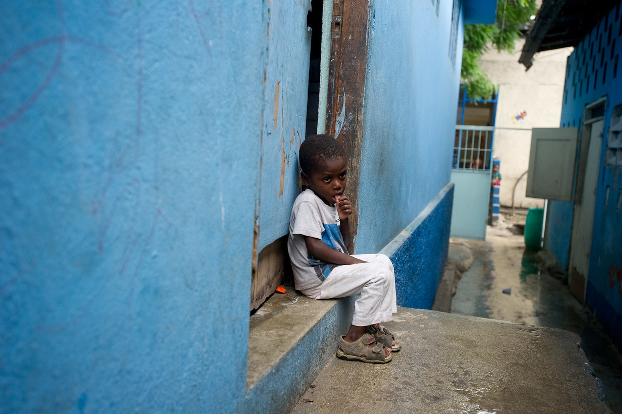 Haiti.  Monday, June 28, 2010.